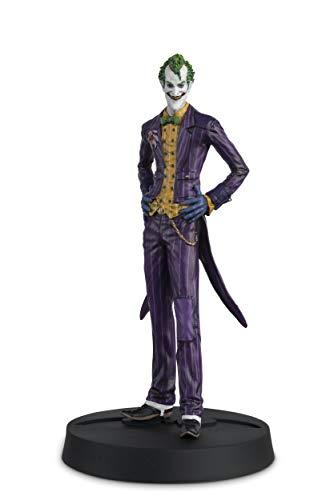 Colección de Figuras de Resina Batman Arkham Asylum Nº 2 Joker (13,5 cms)