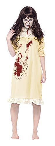Smiffy's - Disfraz de Zombi Sinister sueños, Color Amarillo (43723S)