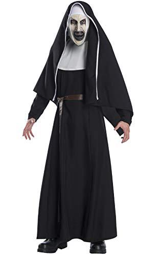 Disfraz de monja The Nun Deluxe para adulto, Talla XL (Rubie's 821203-XL)
