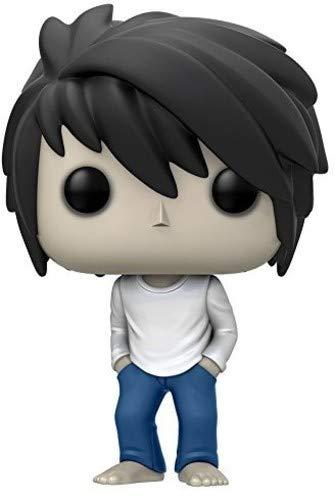 Funko Pop!- L Figura de Vinilo, seria Death Note (6363)