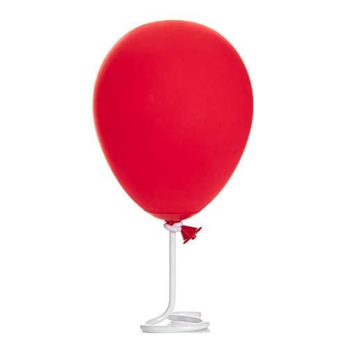 Paladone PP6136IT Lámpara de Globo Pennywise, 75 W, Rojo