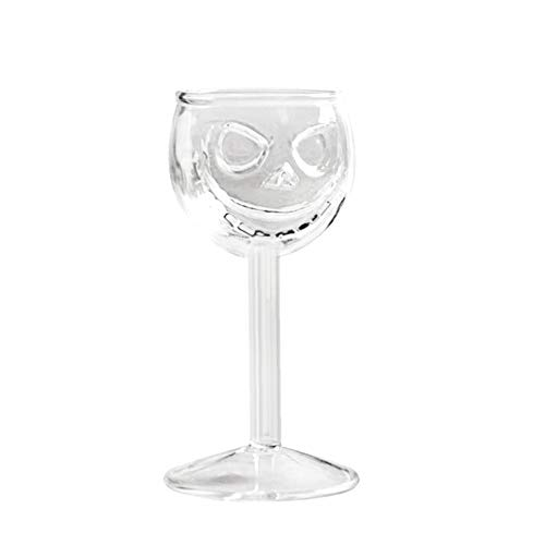 ERLIZHINIAN Gótico Copas de Vino Novedad de la Manera Transparente Novedad clásica Copa de Vino...