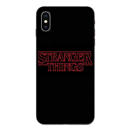 LvShui Stranger Things Redmi Note 7 Funda Carcasa Suave Silicona Case Cover para Xiaomi Redmi Note 7