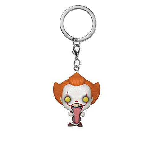 Funko- Keychain It Pennywise Llavero Pop, Multicolor (40652)