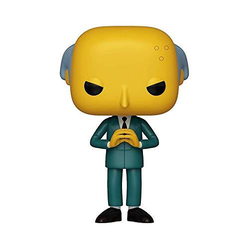 Funko - The Simpsons: Mr. Burns Figurina de Vinilo, Color (Funko FK33883)