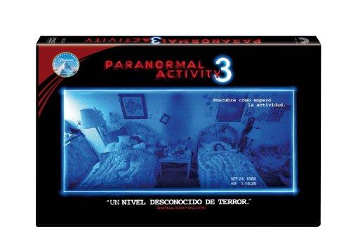 Paranormal Activity 3 - Edición Horizontal [DVD]