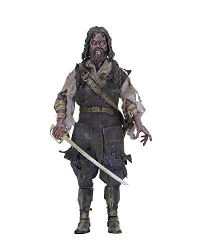 NECA- Capitan Blake 20 cm The Fog Clothed Figure (NEC0NC14972)