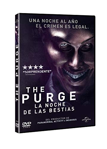 The Purge: La Noche De Las Bestias [DVD]