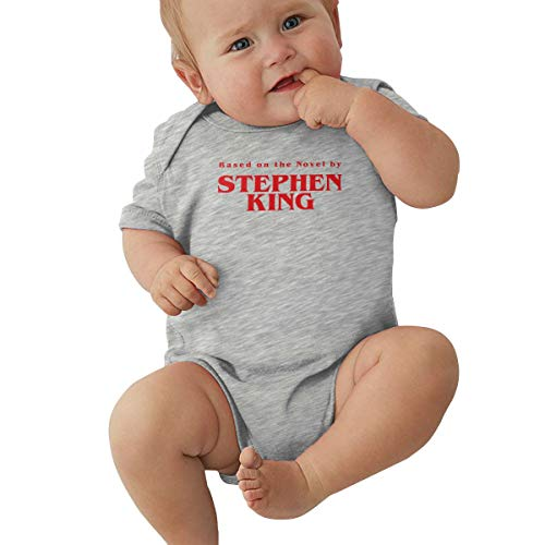 Queen Elena Body de bebé Unisex con Base en la Novela de Stephen King para niños de 0 a 2 años...