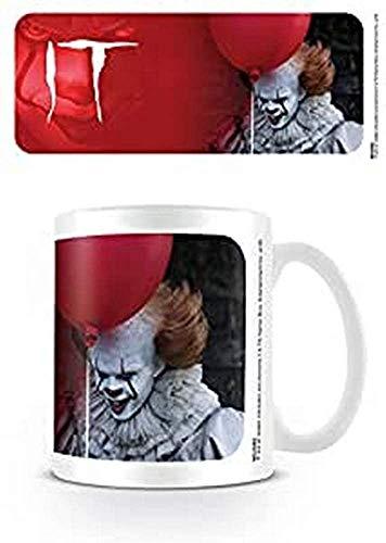 It - Mug Pennywise Red, 320 ML