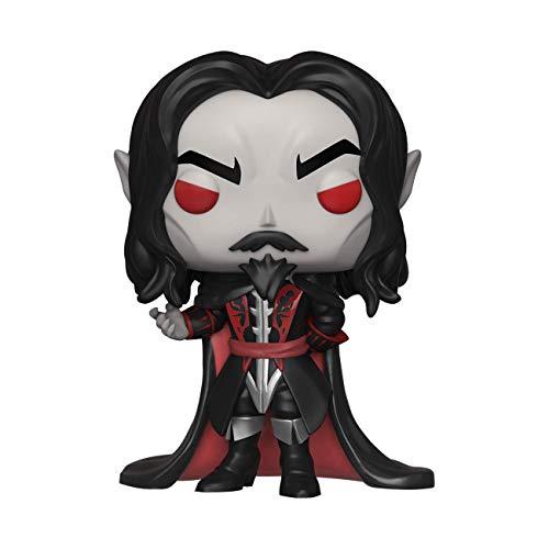 Funko- Pop Vinilo: Castlevania: Vlad Dracula Tepes Figura Coleccionable, Multicolor, One-Size...