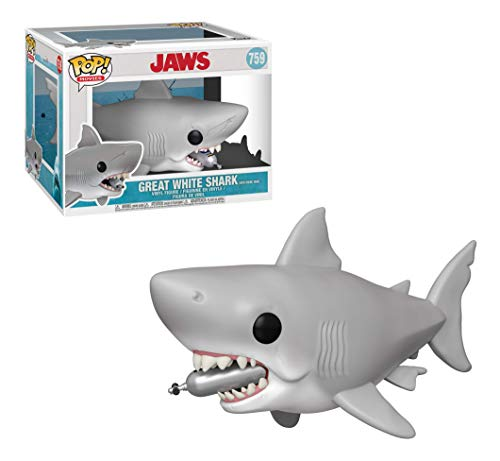 Pop! Vinilo: Jaws: 6' Jaws w/Diving Tank