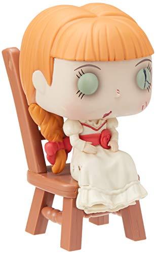 Funko POP! figura de vinilo: Películas: Annabelle - Annabelle in Chair