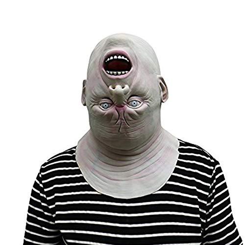 Stunning Down Spinning Down Mask - Perfecto para Carnaval, Carnaval y Halloween - Disfraz de Adulto...