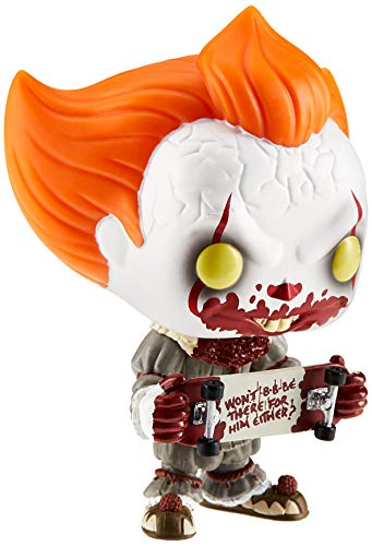 Pop. Vinyl: Movies: It: Chapter 2 - Pennywise W/ Skateboard