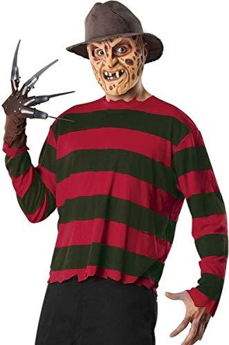 Freddy Krueger Men's Costume - Standard Size (disfraz)