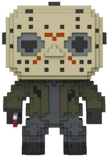 Funko Pop!- Horror: 8-bit Jason Voorhees (24596)