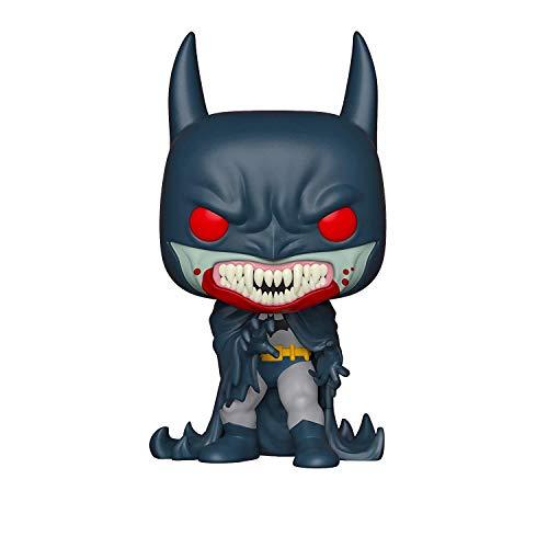 Funko- Pop Figura de Vinilo: Held 80th-Red Rain Batman (1991) Coleccionable, Multicolor, One-Size...