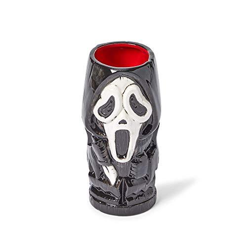 Beeline Creative Geeki Tikis Scream Ghostface Ceramic Mug | Holds 19 Ounces