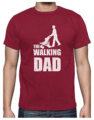 Green Turtle T-Shirts Camiseta para Hombre- Regalos Originales para Padres Primerizos - The Walking...