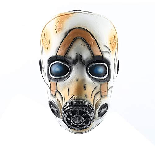 Yacn Game Borderlands 3 Legends psycho mask Creepy halloween mask party cosplay props para niños
