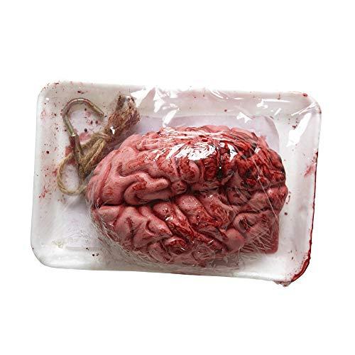 WIDMANN 01035 - Bloody cerebro decoración de Unidades para fiestas de Halloween