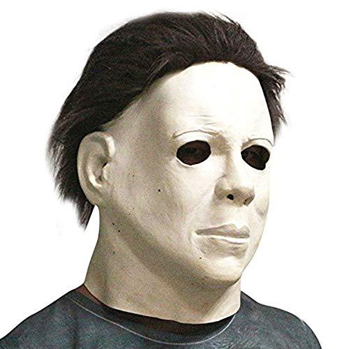 thematys Máscara de película de Terror Máscara de Michael Myers Carnaval, Halloween y Carnaval -...
