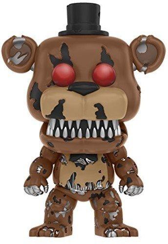 Funko Pop!- Nightmare Freddy Figura de Vinilo, colección de Pop, seria FNAF (11064)