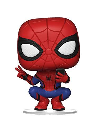 Funko - Pop! Spider Man Far From Home: Mj Figura De Vinil , Multicolor (39403)
