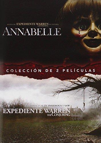 Pack Annabelle + Expediente Warren [DVD]