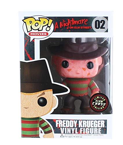 Pop! Horror: A Nightmare on Elm Street's Freddy Krueger Vinyl Figure (Chase!!) by Funko