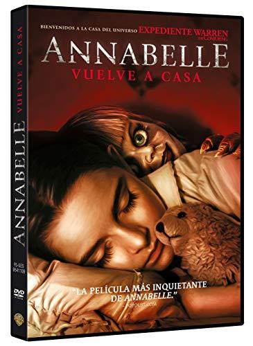 Annabelle Vuelve A Casa [DVD]
