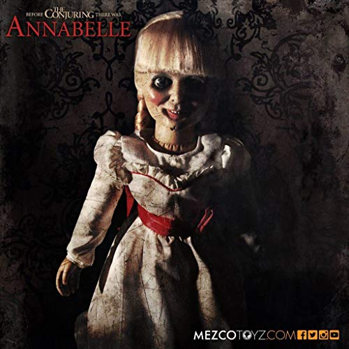 Star Images 90500 'Annabelle The Conjuring Prop Réplica Muñeca