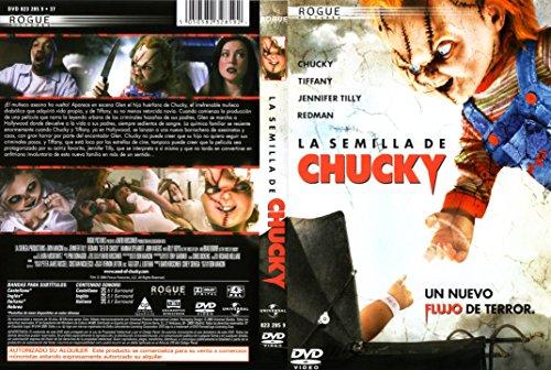 LA SEMILLA DE CHUCKY DVD
