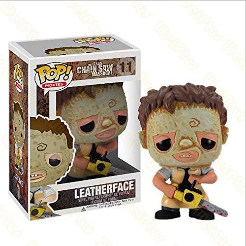 MMZ Figura Pop!La Matanza de Texas - Leatherface de colección de Vinilo a Partir de la Figura del...