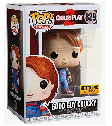 Funko- Childs Play 2 Chucky Figura de Vinilo - Coleccionable, Multicolor (39945)