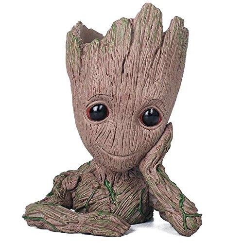 thematys® Baby Groot Maceta - Figura de acción para Plantas y bolígrafos de la película clásica...