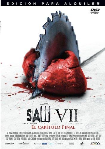 Saw 7: El Capítulo Final [DVD]