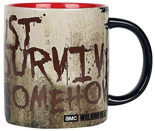 Taza The Walking Dead Survive 591ml