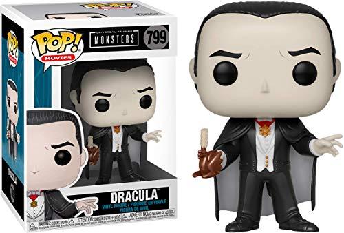 Funko- Dracula Figura Coleccionable, Multicolor (41383)