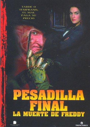 Pesadilla final, la muerte de Freddy [DVD]