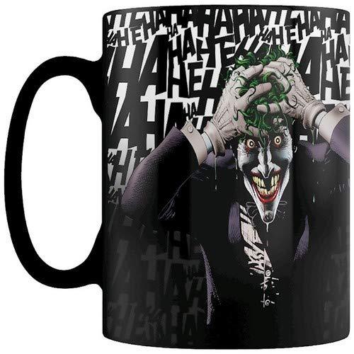 DC- Heat Changing Mug Killing Joke, 320 ML