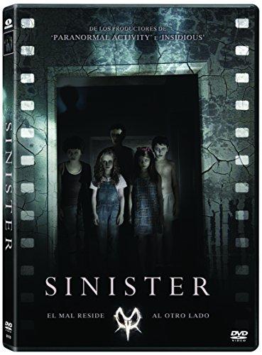 Sinister [DVD]