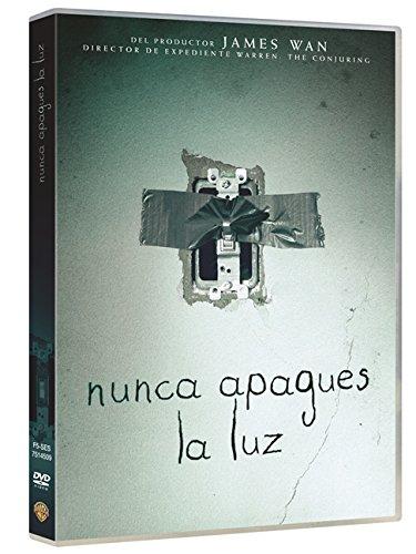 Nunca Apagues La Luz [DVD]