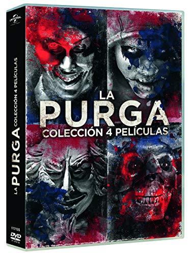 Pack: La Purga 1-4 [DVD]