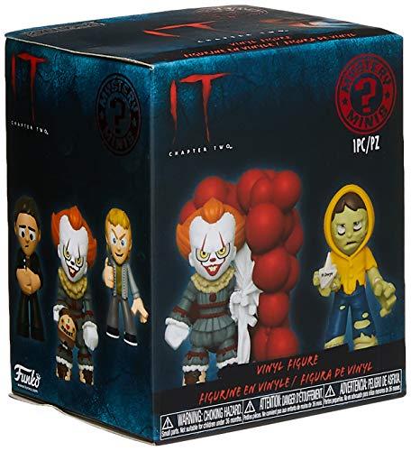 Funko- Mystery Mini It 2 Caja Sorpresa con una figurina basada en la película IT2, Multicolor...
