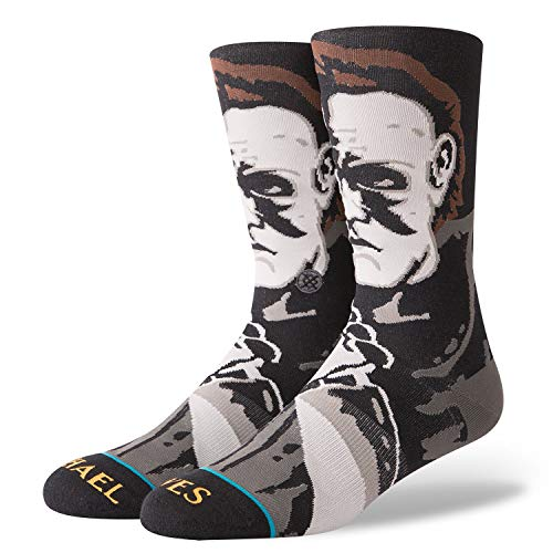 Stance Calcetines Michael Myers Halloween Everyday Light Cushion Negro 43-46 EU