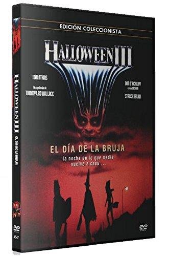 Halloween III. El Día de la Bruja 1983 DVD Edicion Coleccionista Halloween III: Season of the Witch