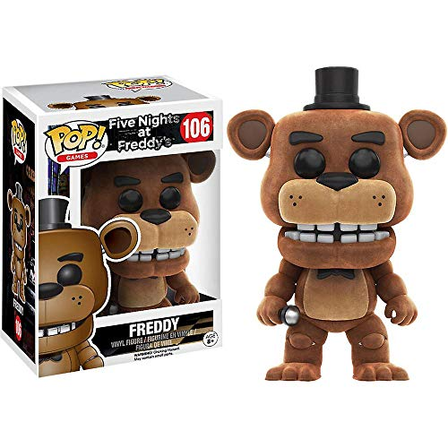 Funko 599386031 - Figura Five Nights at Freddy'S - Freddy