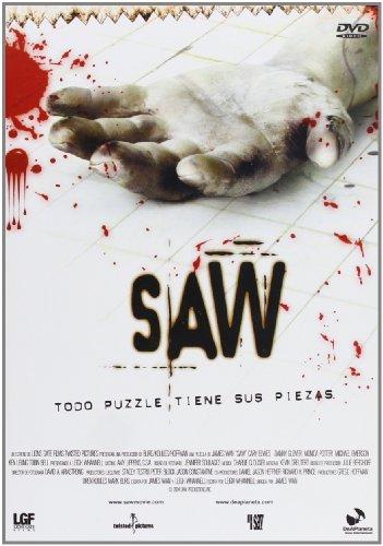 Saw (Edicion Standard) [DVD]